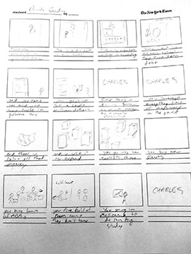 Storyboard for Private Equity